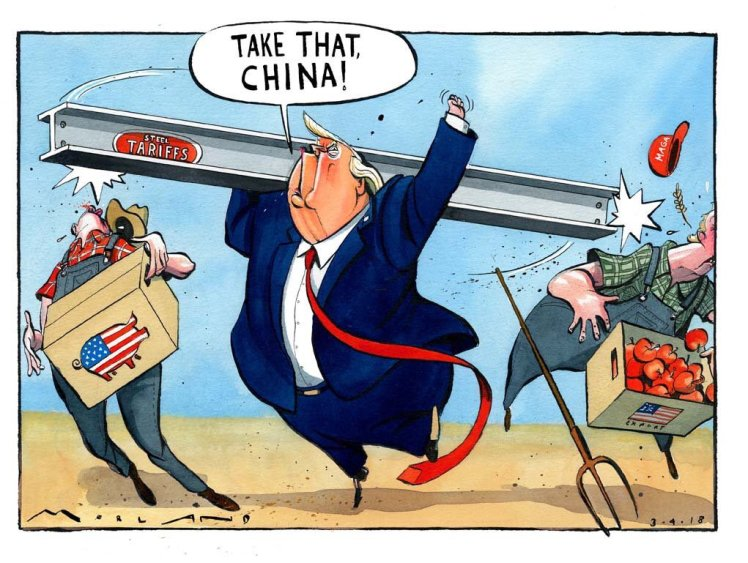 Tariffs on China